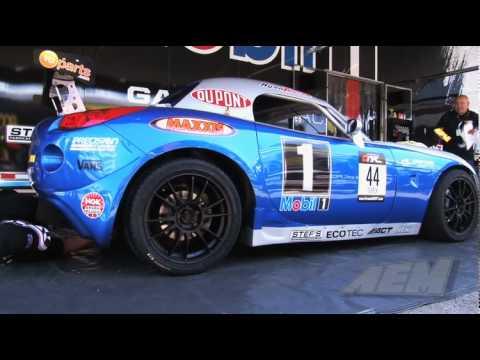 Ryan Tuerck And The Gardella Racing Mobile 1 Pontiac