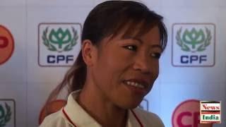 Mary Kom in bangalore