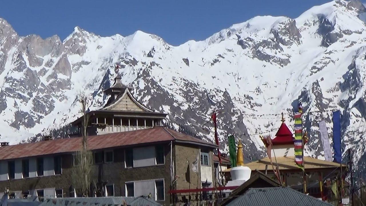 Hd Wall Of Humachal: Kinnaur, Himachal Pradesh