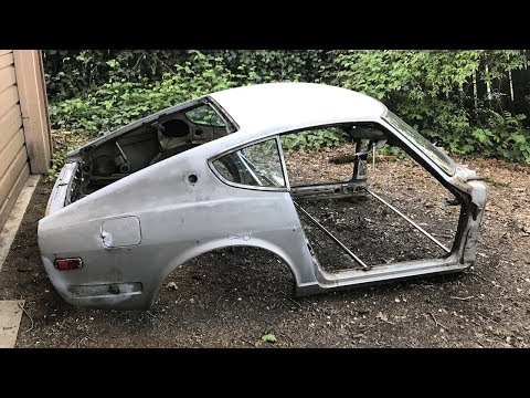 Update on the 240z Crash