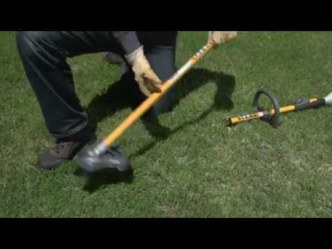 Ryobi Expand-It 8 in Brush-Cutter Trimmer Attachment Mowers ...