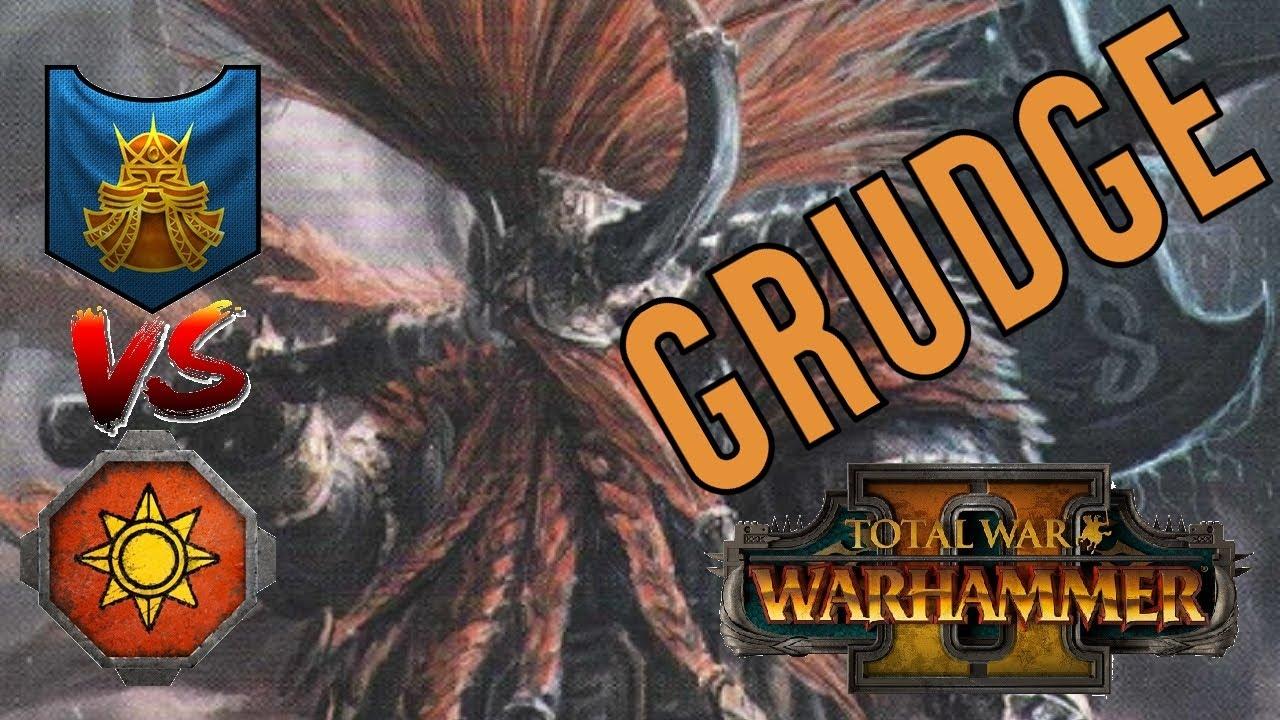 IS HE TOO ANGRY TO DIE Ft. Double Organ Gun | Dwarfs vs Lizardmen - Total War Warhammer 2