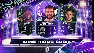 INSANE WHAT IF ARMSTRONG CARD & NEW EFL MILESTONES! - FIFA 21 Ultimate Team