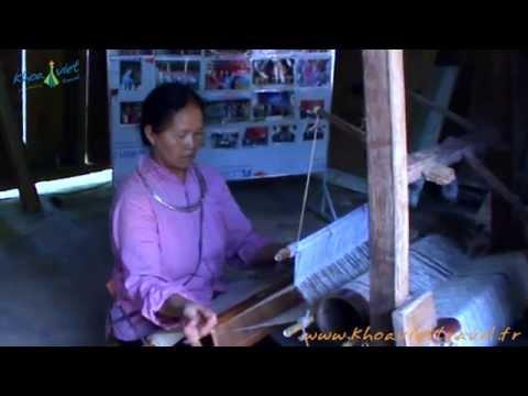 Visit Lung Tam weaving village in Quan Ba, Ha Giang