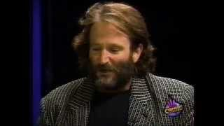 Robin Williams interview INSIDE THE COMEDY MIND with Alan King