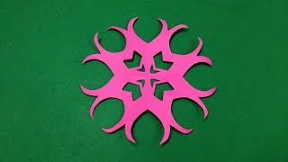DIY Kirigami / Paper Cutting Craft Designs, Patterns & Templates - 5.