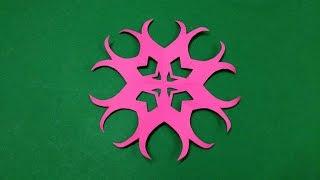 DIY Kirigami / Paper Cutting Craft Designs, Patterns & Templates - 5.