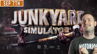 Sips Plays Junkyard Simulator - (7/9/20)