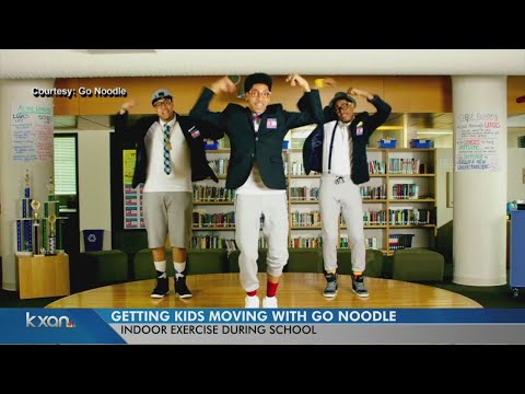 AISD gets kids moving with Go Noodle