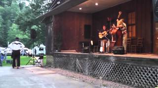 Mississippi Sawyer + Raggedy Ann- Laurel Bloomery 2013 Old Time Fiddlers