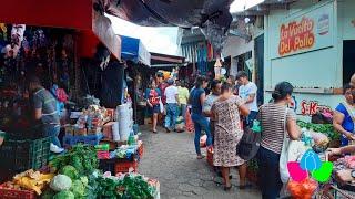 Mercado Oriental presenta abastecimiento y estabilidad de precios en productos de la Canasta Básica