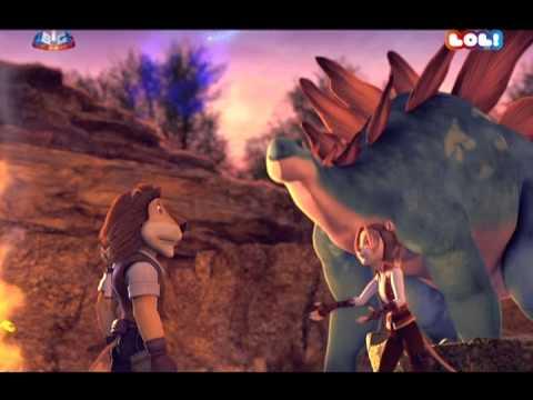 Max dinoterra: Max e os Dinossauros- Episodio 4
