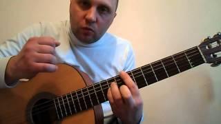 Как играть на гитаре В.Цой-Фильмы