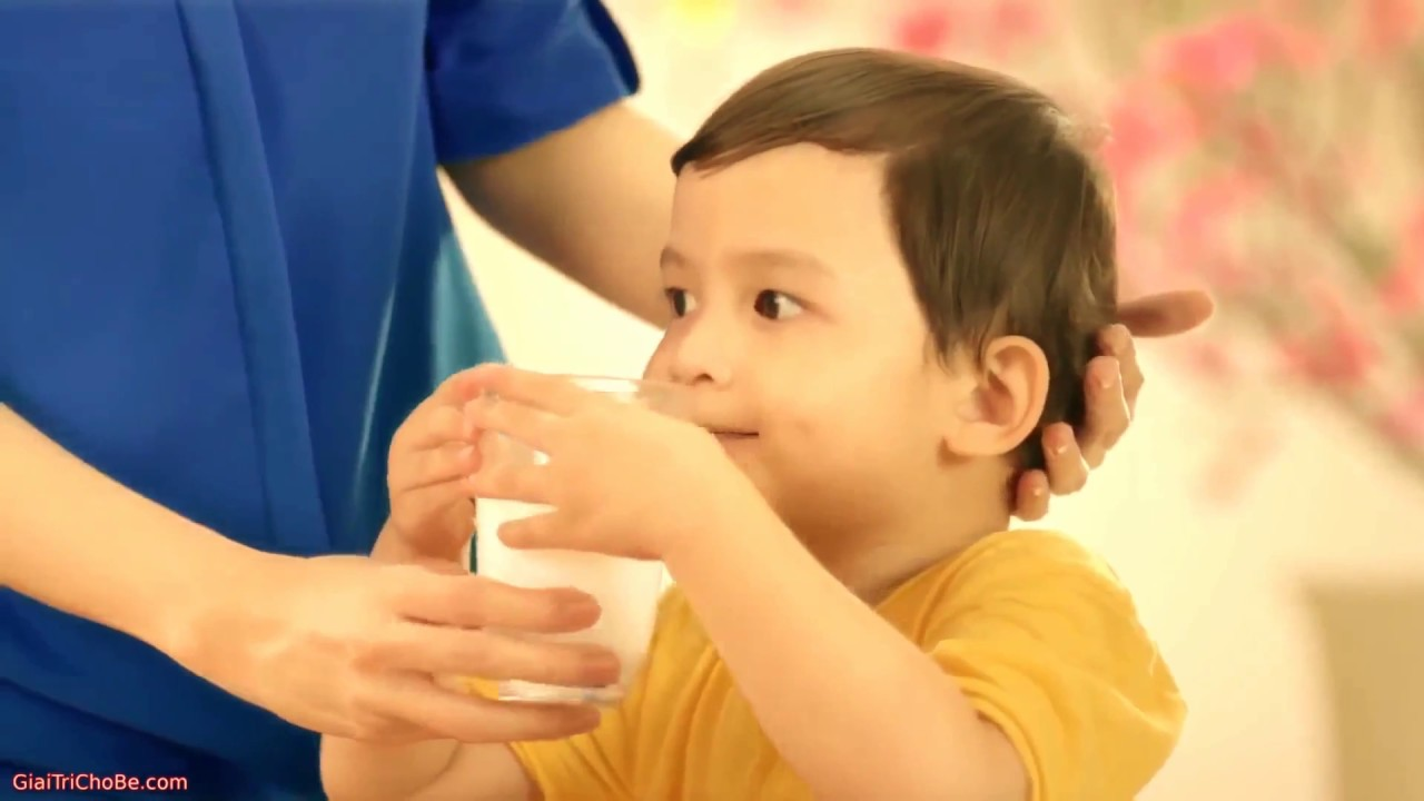 Quảng cáo Vinamilk cho bé ăn ngon – Tổng hợp quảng cáo hay cho bé yêu ăn ngon