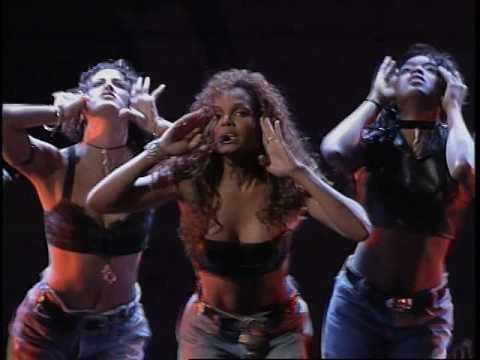 Janet Jackson - TTWLG & IfVMAs (1993)
