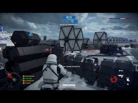Star Wars Battlefront II - Co-op - Command Center (Starkiller Base) (XBOX ONE)
