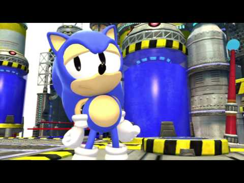 Sonic Generations: All Cutscenes (Classic Sonic) [HD]