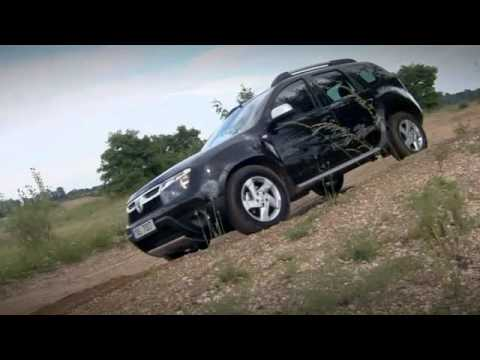 dacia duster test 4x4 suv 2010 czech republic youtube. Black Bedroom Furniture Sets. Home Design Ideas