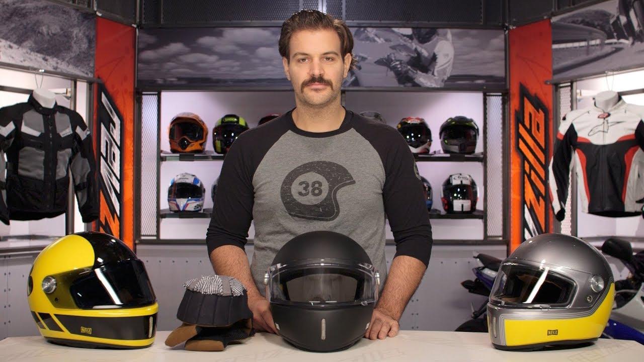 a3d9c112 Nexx XG100 Racer Helmet Review at RevZilla.com - YouTube