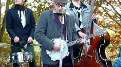 Die Band von letztens- Ich nerv mit mein Banjo rum