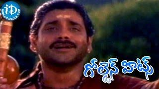 Annamayya Movie Golden Hit Song || Adivo Alladivo Srihari Vaasamu Song || Nagarjuna, Ramya Krishnan