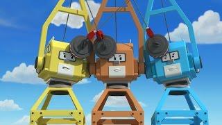 Робокар Поли - Приключение друзей - Лэки, Лэти, Лэпи (мультфильм 32 в Full HD)