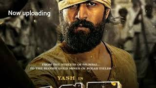 K G F,,, now uploding,, watching and enjoy #kgf #newhindemovie