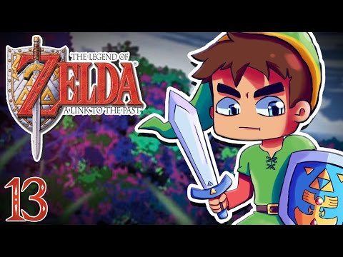 Zelda A Link to the Past #13 : PALAIS DES DÉMONS !