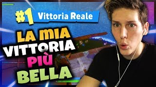 [LIVE] MY REAL VITTORY MORE BELLA on FORTNITE ITA Pc