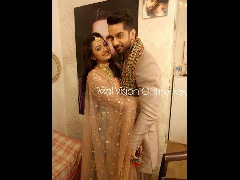 Karan Vohra and Samiksha Jaiswal Fans...