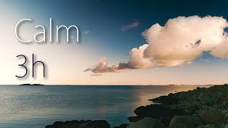 Calm Music - peaceful, positive, relaxing music [Hinnøya - 3 hours]