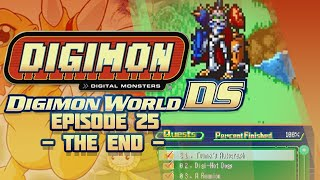 Digimon World DS - FINALE - Remaining Farm Quests + The 3 Secret Passwords