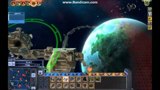 Star Wars Empire at War Ep 1 Space Battle Over Kuat