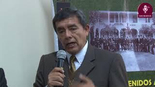 Tema:FACULTAD DE DERECHO Y CIENCIA POLÍTICA INAUGURA ELEVADOR Y LABORATORIOS