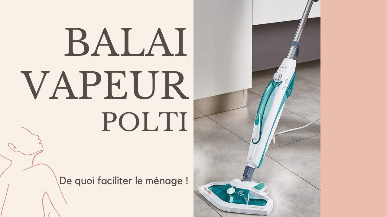 Balai vapeur vaporetto sv450 polti youtube - Balai vapeur polti ...