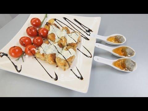 котлеты с лосос рецепт