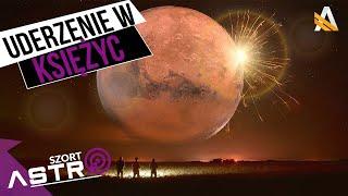 Duży meteoryt uderzył w Księżyc - AstroSzort thumbnail