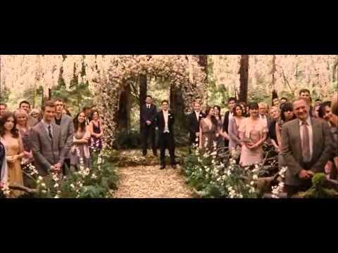 Twilight Saga_ Breaking Dawn - Edward and Bella Marriage