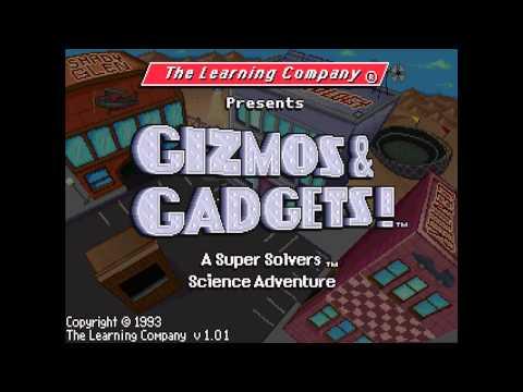 Gizmos & Gadgets - Alternative Energy 2 - OPL3 (Sound Blaster 16)