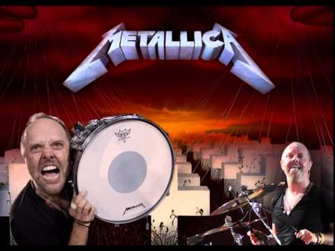 Metallica - Master of Puppets (St. Anger version)