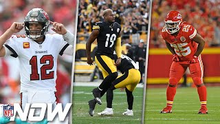 Breaking NFL News Brady, Smith-Schuster, CEH Updates, and More
