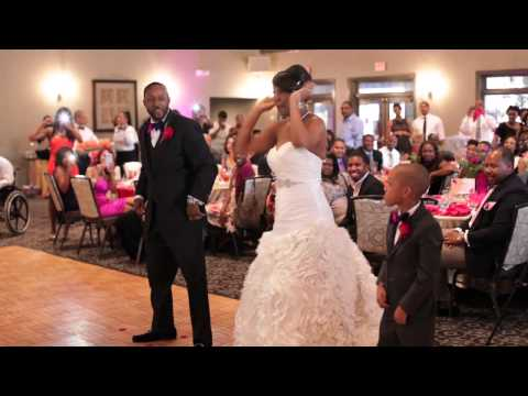 Jimi and Rach Wedding Dance 4/2014