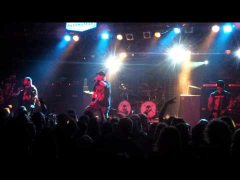 Hatebreed -  Dead Man Breathing (Live@Barcelona,2014)