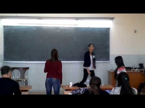 Oral Communication Skills and Public speaking - Role-play activity II