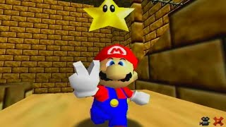 Super Mario 64 100% Walkthrough Part 8 - Shifting Sand Land