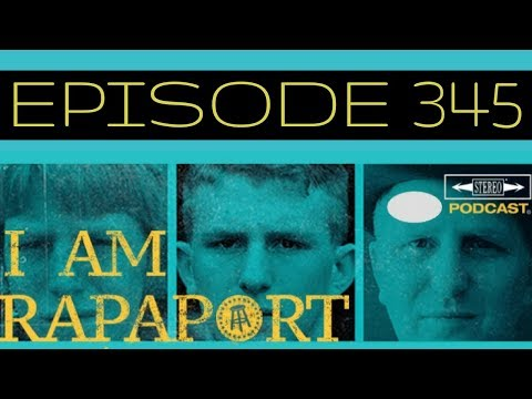 I Am Rapaport Stereo Podcast Episode 345 - Live in NYC Artie Lange