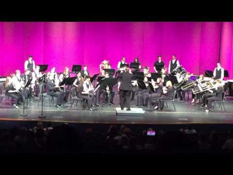 Agoura High School Wind Ensemble Honors: Finale from Symphony No. 9 by Antonin Dvorak