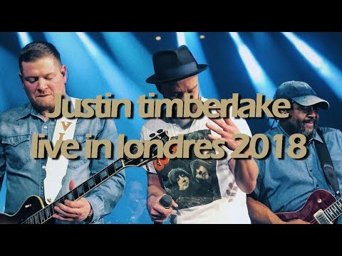 Justin Timberlake Live In London 2018 HD
