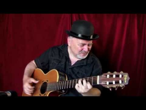 I Dоn't Wаnna Miss A Thing – Igor Presnyakov – acoustic fingerstyle guitar