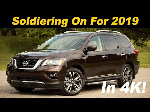 2019 / 2020 Nissan Pathfinder | Family Hauler Soldiers On